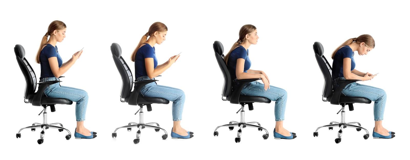 """""""Posizione da smartphone"""", quando la tecnologia genera dolori"""